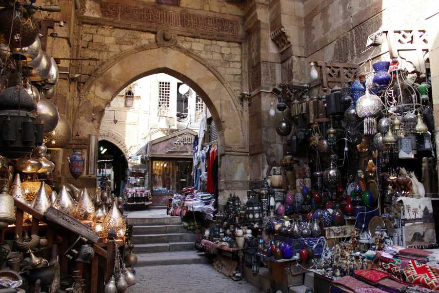 El Gouna Tours Old Cairo and old bazaar khan el Khalil Tour from Cairo