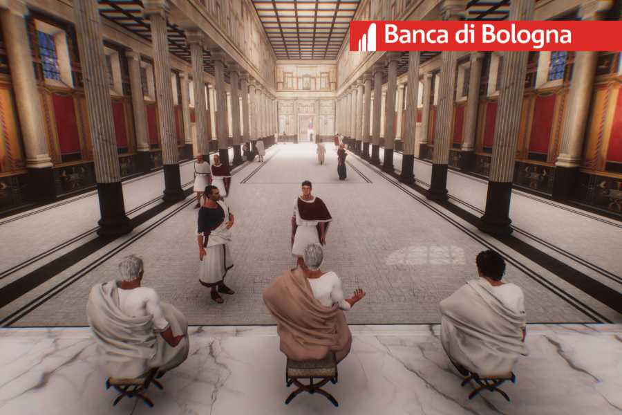 Bologna Welcome - Macchina del Tempo BONONIA - Tour virtuale dedicato ai Soci Banca di Bologna