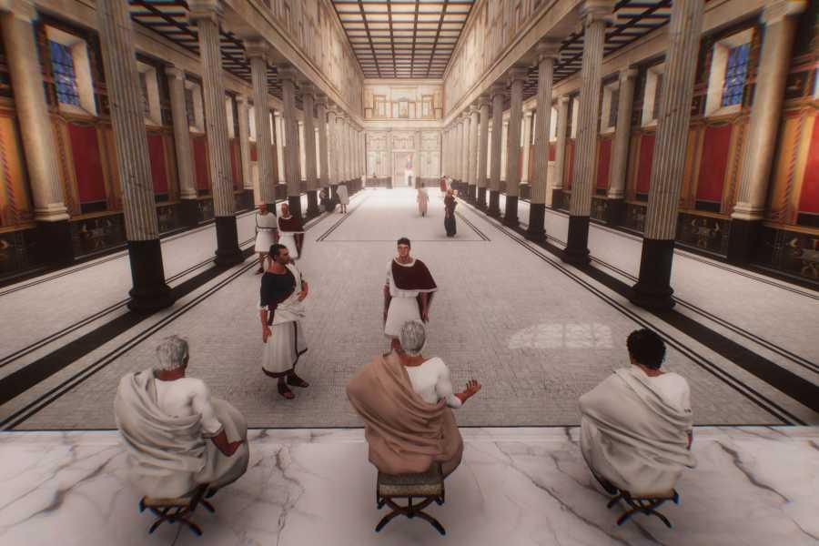 Bologna Welcome - Macchina del Tempo Tour virtuale della Bologna romana per soci Banca di Bologna