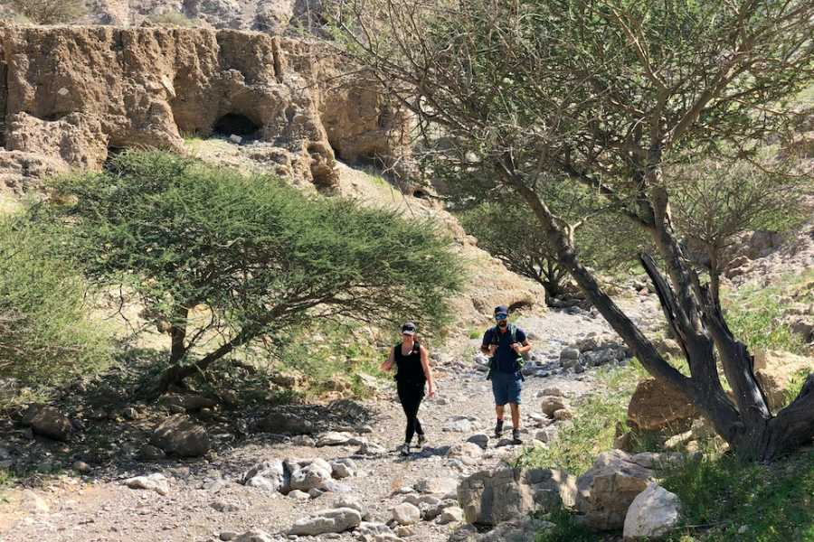 Adventurati Outdoor Wadi Haqeel to Hidden Village - 27 Dec (Ghida)