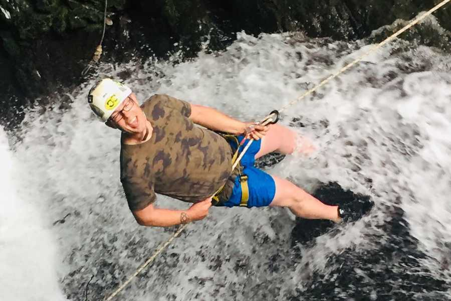 Costa Canyoning Canyoning tour afternoon