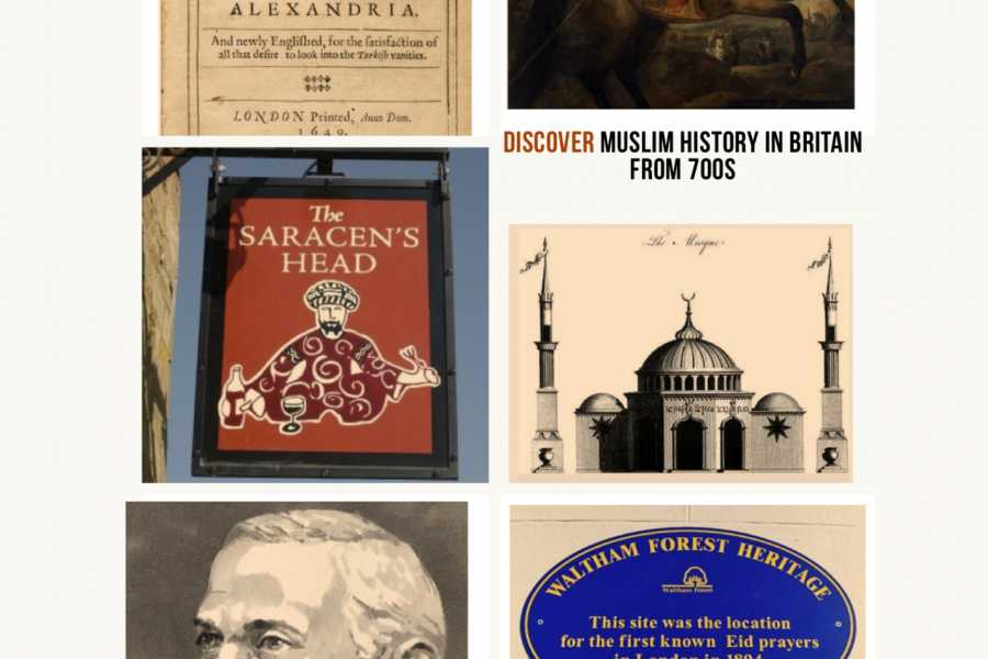 Halal Tourism Britain Muslim history in Britain from 700s - Online