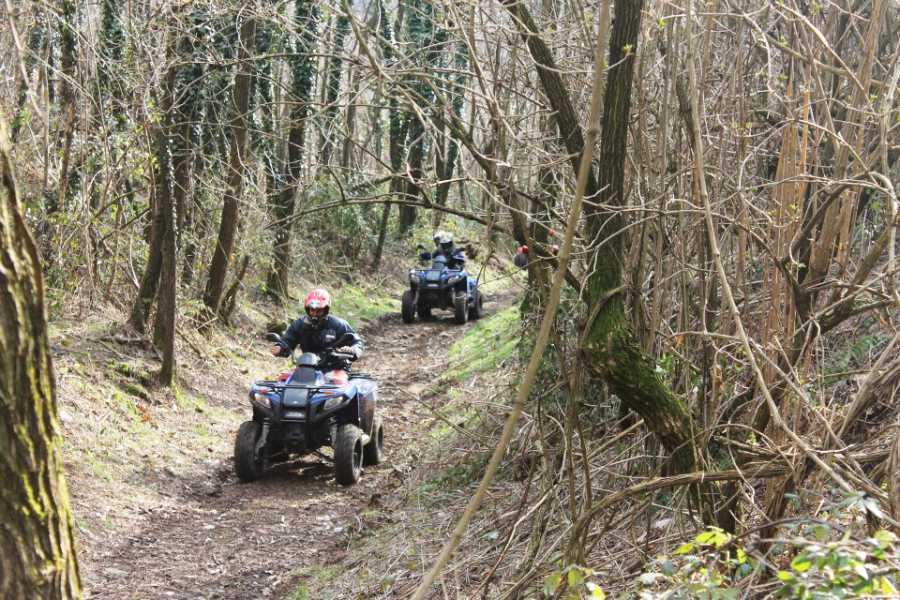 VAL DI LIMA OFF ROAD Quad Trek 'Livizzano' 60 €