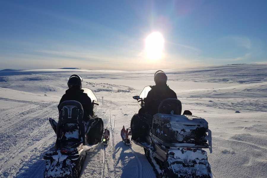 Puls Camp Åre Exklusiva snöskoterturen (2-6h)