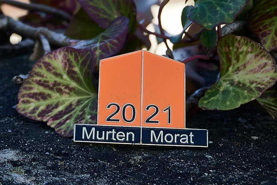 Murten Tourismus / Morat Tourisme Festivalpass pour les collectionneurs (La broche vous sera envoyée par la poste.)