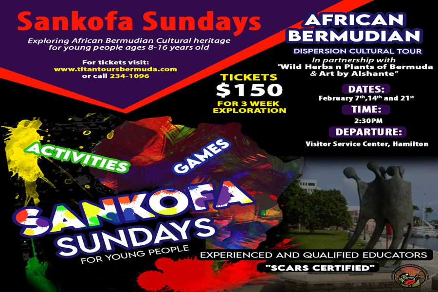 Titan Express Sankofa Sundays
