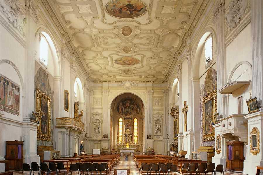Visit Rimini LA CHIESA DI SANT'AGOSTINO. Tesori d'arte dal Trecento all'Ottocento