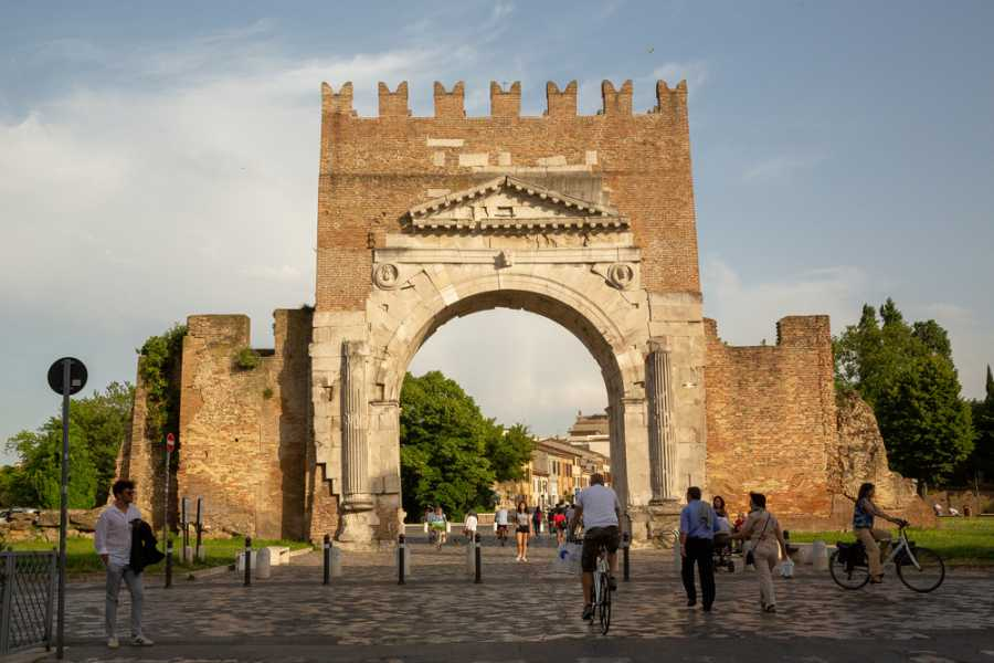 VisitRimini THE ROMAN RIMINI BIKE TOUR