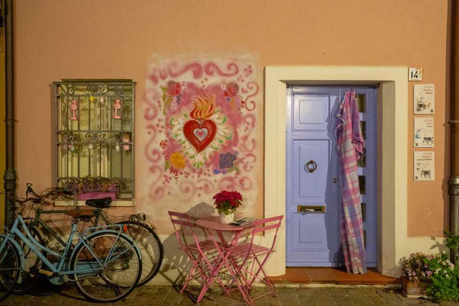 Visit Rimini Borgo San Giuliano....il Borgo dei Sogni