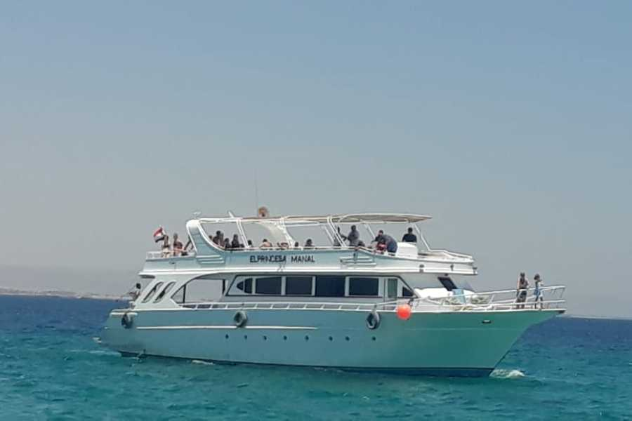 Daily tours Egypt Private snorkeling boat trip in Hurghada