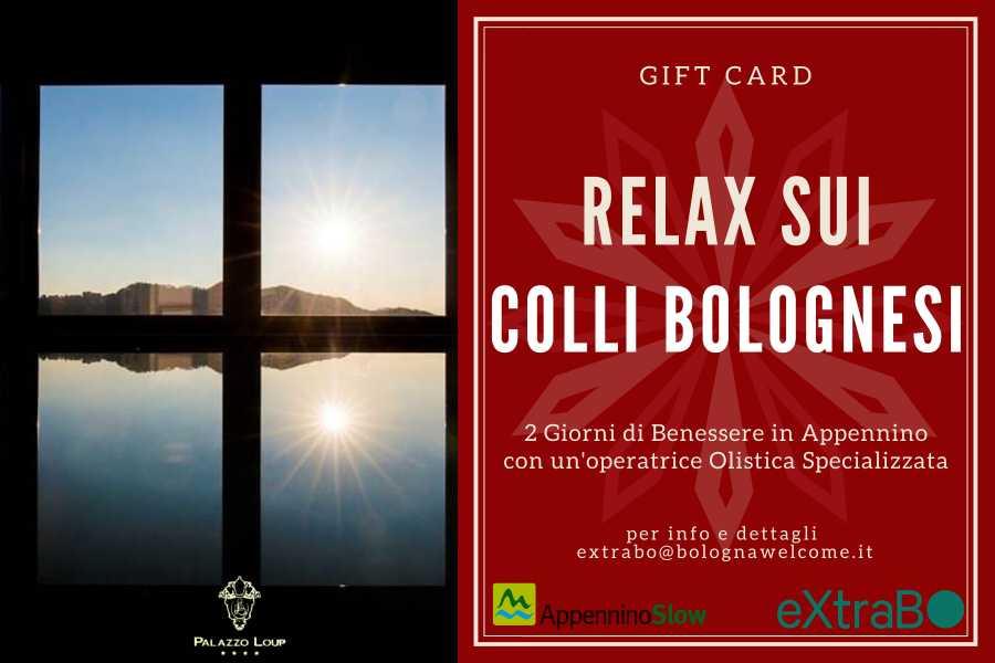 Bologna Welcome - Ducati Gift Card – Relax e Benessere sui Colli Bolognesi