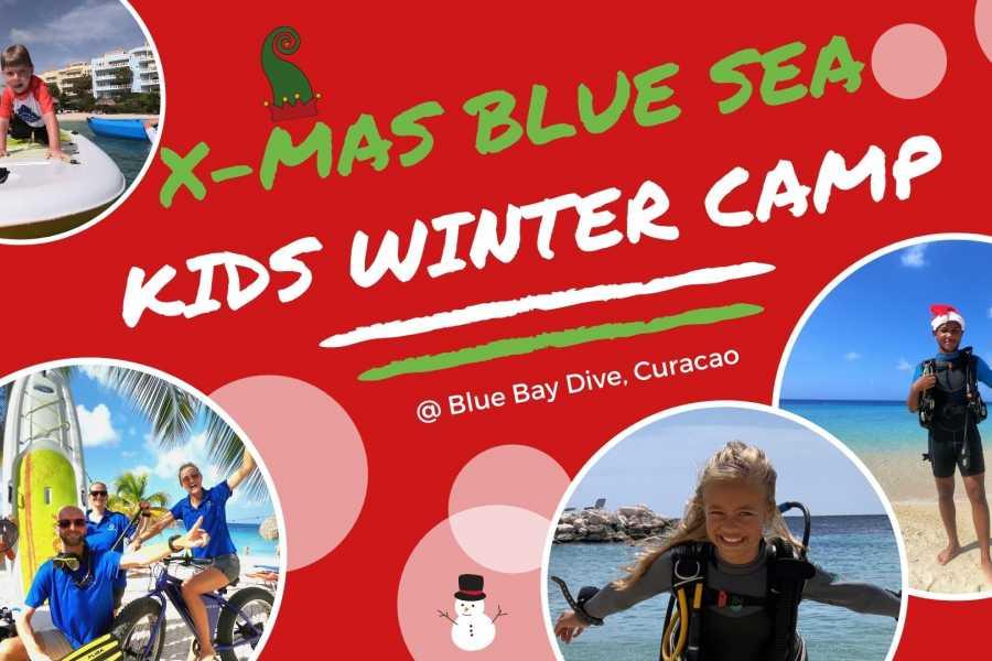 Blue Bay Dive & Watersports Blue Sea Kids Winter Camp
