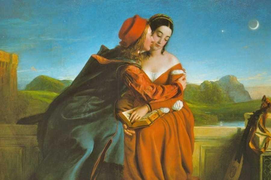 """Ravenna Incoming Convention & Visitors Bureau Francesca da Polenta da """"peccatrice lussuriosa a eroina della libertà"""""""