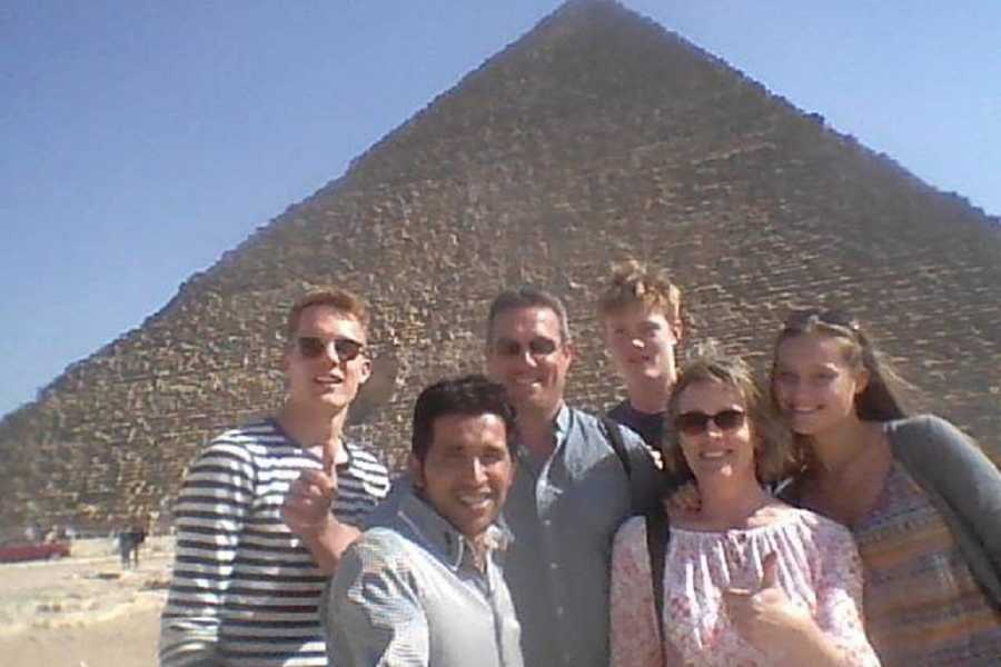 El Gouna Tours Day Trip to Cairo and the Pyramids from Safaga Port