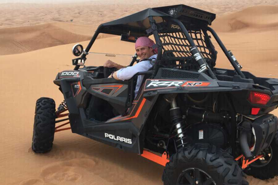EMO TOURS EGYPT Polaris Dune buggy Safari in Cairo Pyramids
