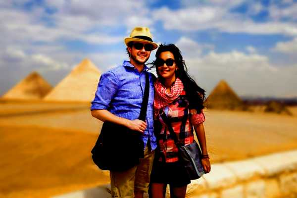 2 Days tour to Cairo and Giza with Private Guide and Camel Ride + Transfer to train