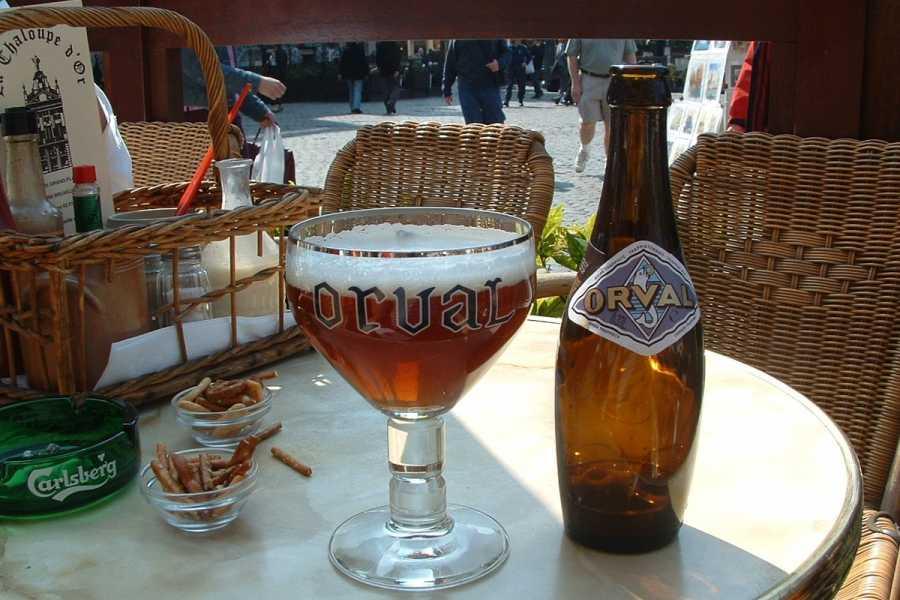 SANDEMANs NEW Brussels Tours Brussels Beer Tasting Experience