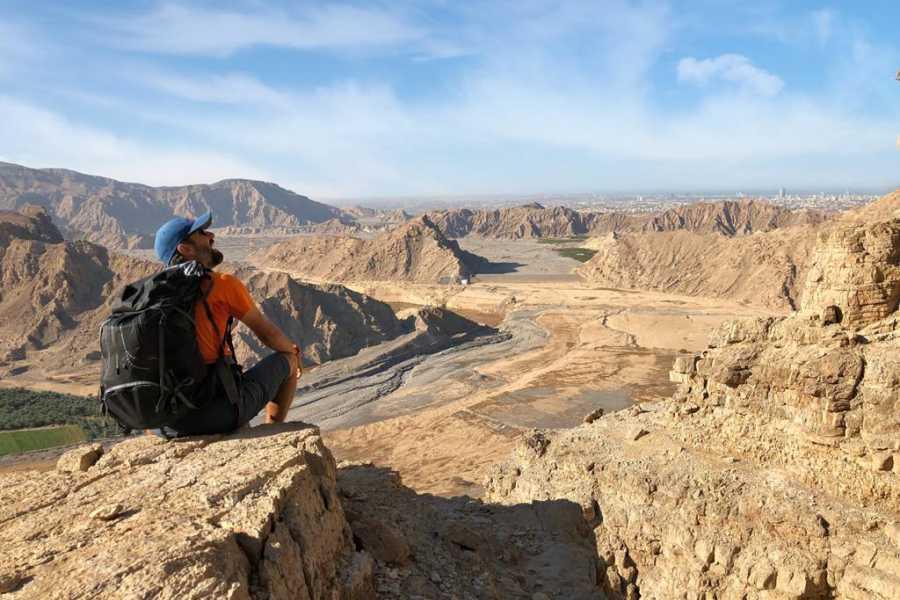 Adventurati Outdoor Trail to Eden of Jais - Intermediate Hike - 15 Jan