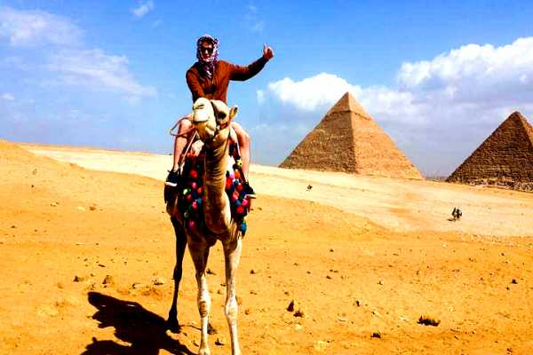 4-DAY TOUR AROUND CAIRO, LUXOR AND ALEXANDRIA FROM CAIRO INCL DOMESTIC FLIGHTS