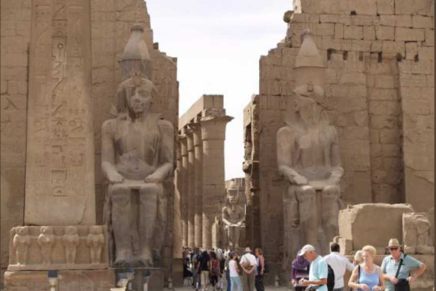 EMO TOURS EGYPT Private full day tour visit Abu Simbel from Luxor by train.