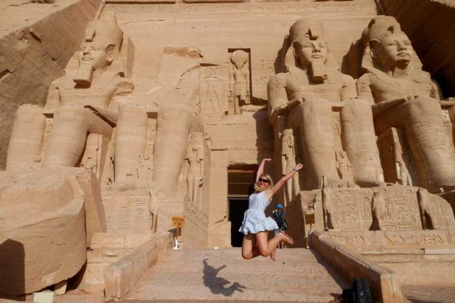 Daily tours Egypt 2 days Aswan and Abu Simbel tour from Luxor