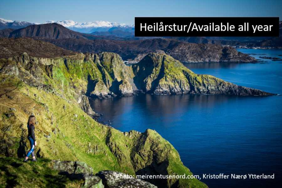 Travel like the locals (Møre og Romsdal) Opplev Havlandet (en veg)