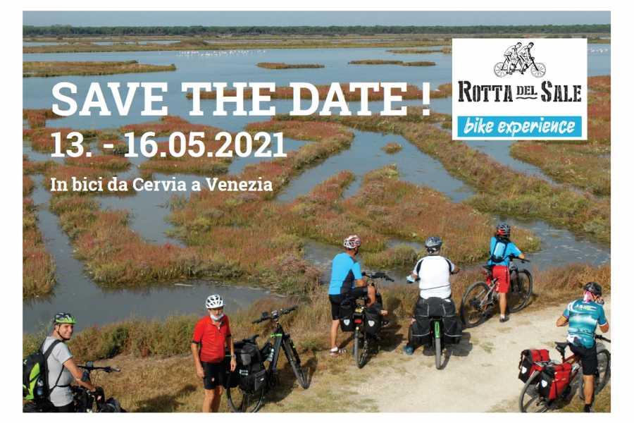 Cervia Turismo Rotta del Sale Bike EXPERIENCE