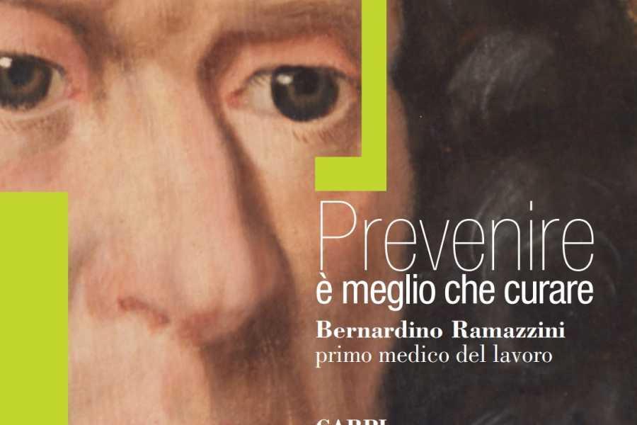 """Modenatur PALAZZO PIO e la mostra """"Prevenire è meglio che curare"""" -  Bernardino Ramazzini, primo medico del lavoro"""""""