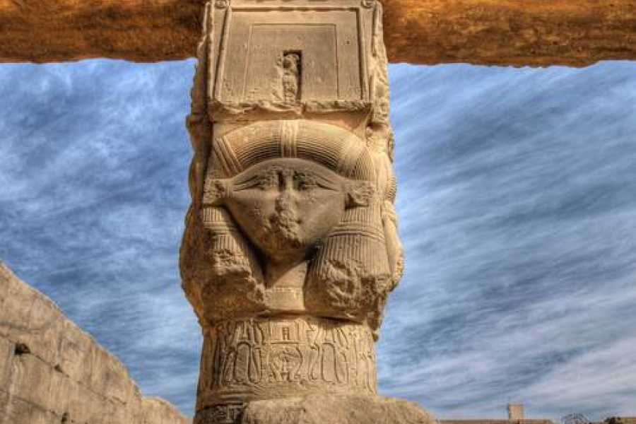 Daily tours Egypt Private Dendera and Abydos Day trip from El Gouna