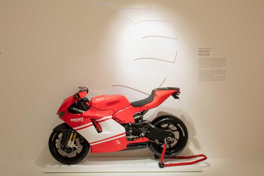 Bologna Welcome - Ducati Museo Ducati Online Journey