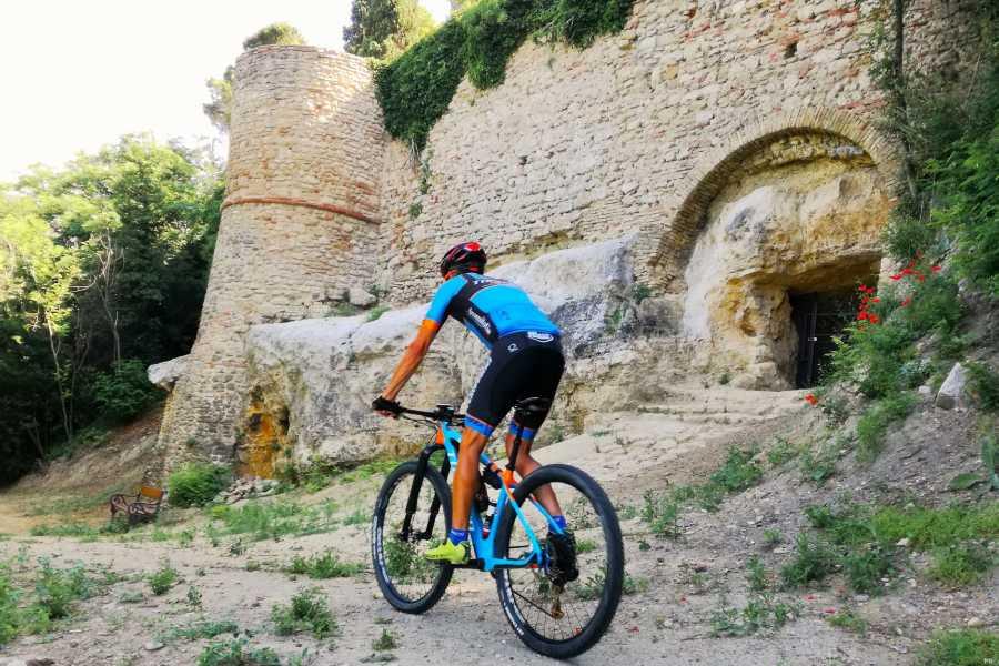 Cervia Turismo Romagna Bike Tour: de Forteresse en Forteresse de mer et de terre - Voyage pour groupe
