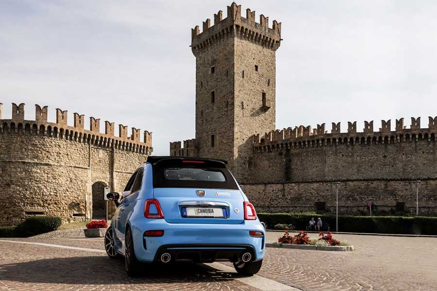Modenatur Motor Valley tours #parma - Canossa Events