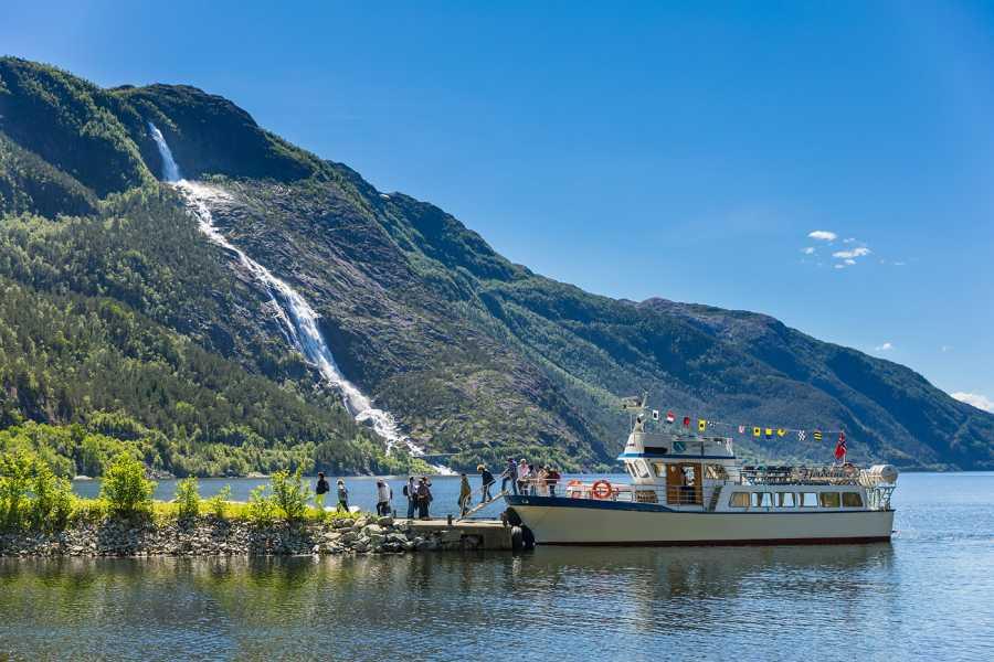 Åkrafjorden Oppleving AS Fjord Cruise for grupper
