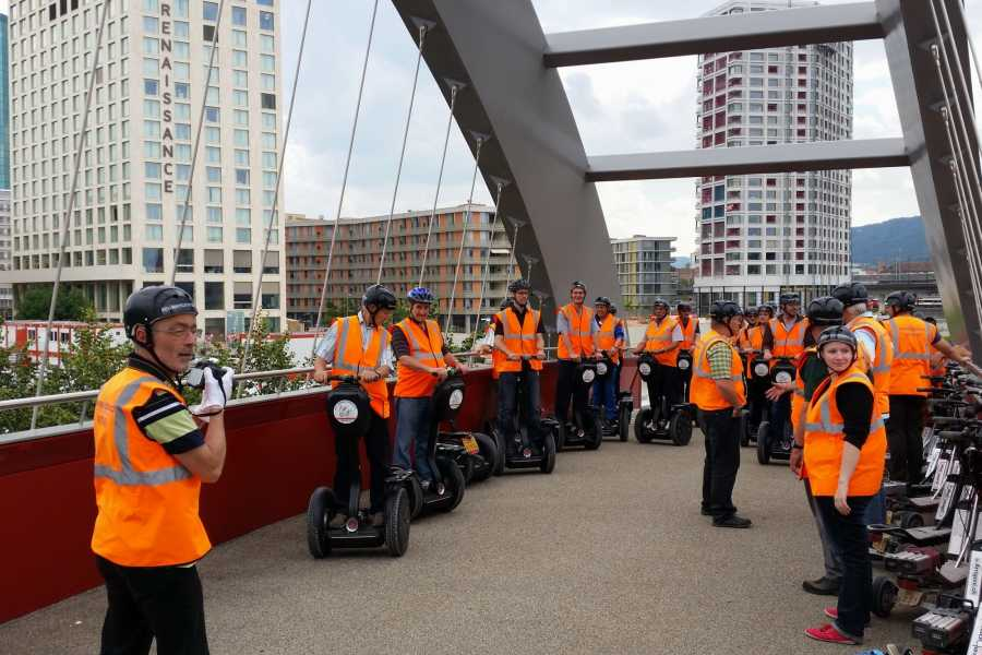 Segway City Tours by HB-Adventure Segway Tour Zürich West
