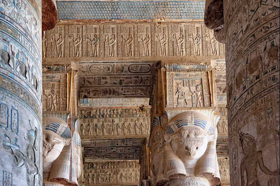 Daily tours Egypt Day trip to Dendera and Abydos from Sahl Hasheesh