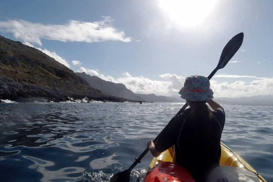 Destination Platanias Kayaking