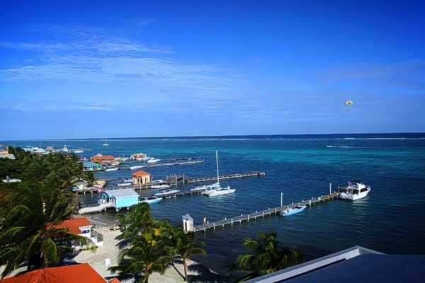 Ocean Ferry Belize San Pedro to Belize City - Round Trip