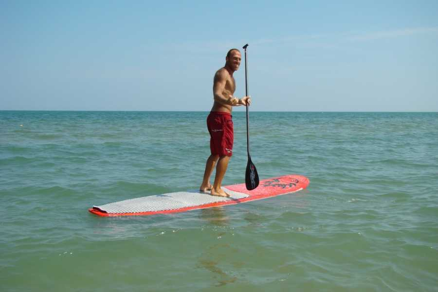 VisitRimini Sup surf and windsurf rental