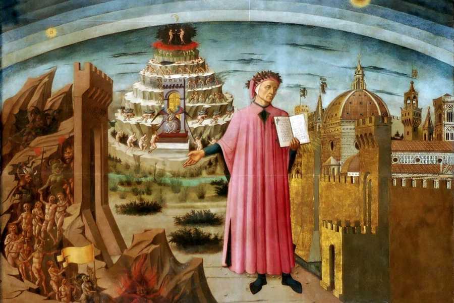 Bologna Welcome Dante Alighieri appunti di vita. L'uomo, il poeta, l'esule - WEBINAR