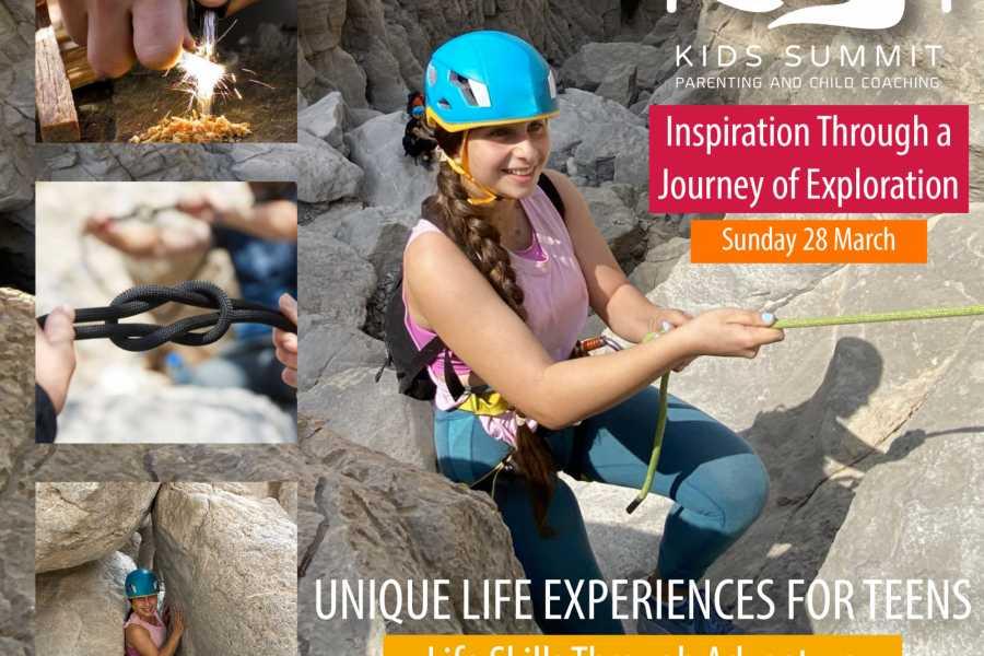 Adventurati Outdoor Inspiration Through a Journey of Exploration - Kids Summit x Adventurati