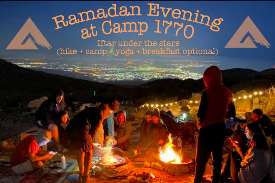 Adventurati Outdoor Ramadan Iftar at the Highest Camp in UAE - 30 April