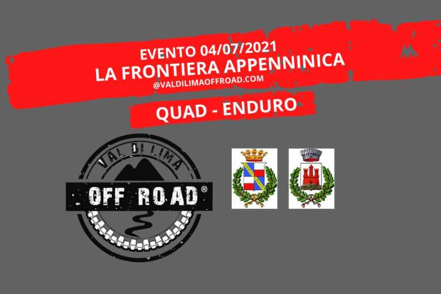 VAL DI LIMA OFF ROAD LA FRONTIERA APPENNINICA 04/07/2021