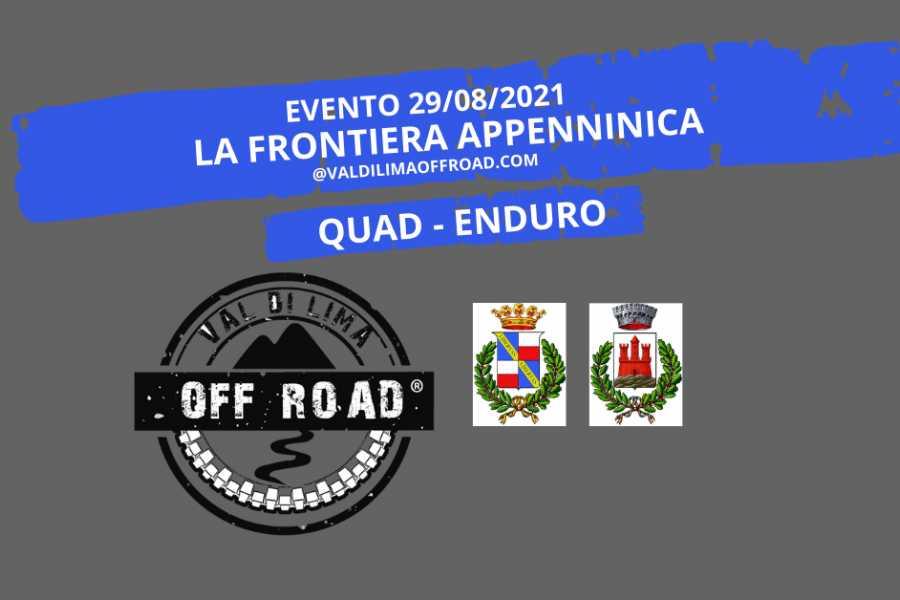 VAL DI LIMA OFF ROAD LA FRONTIERA APPENNINICA 29/08/2021