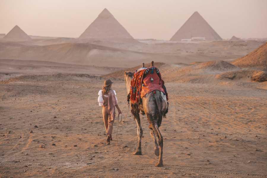 Journey To Egypt Cairo, Cruise & Hurghada - September 4th 2021 - Lisbeth Andrew