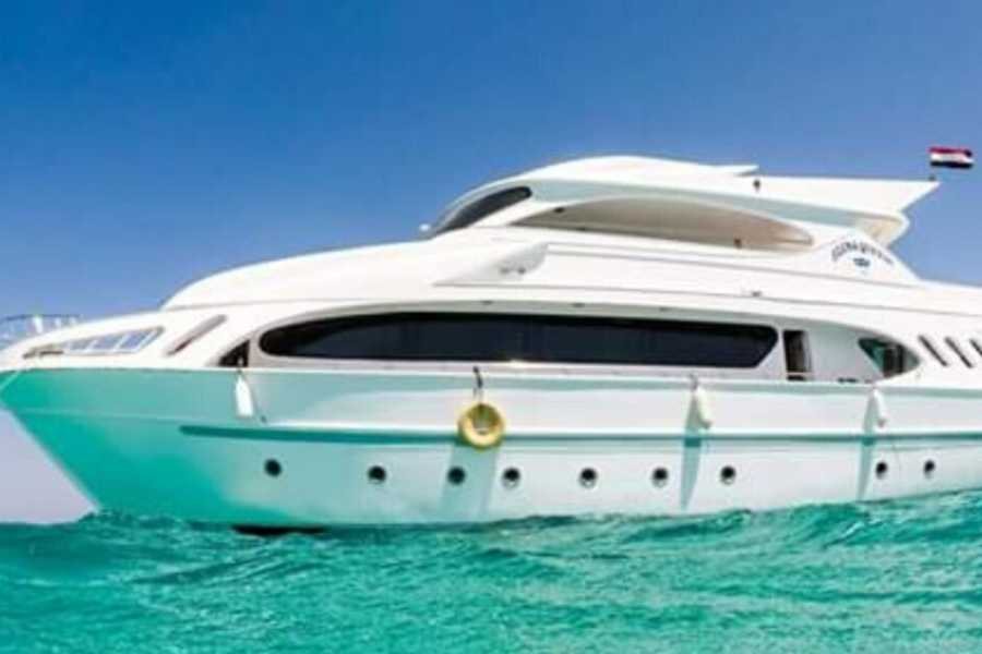 Daily tours Egypt Private boat trip to the Dolphin house from Soma Bay