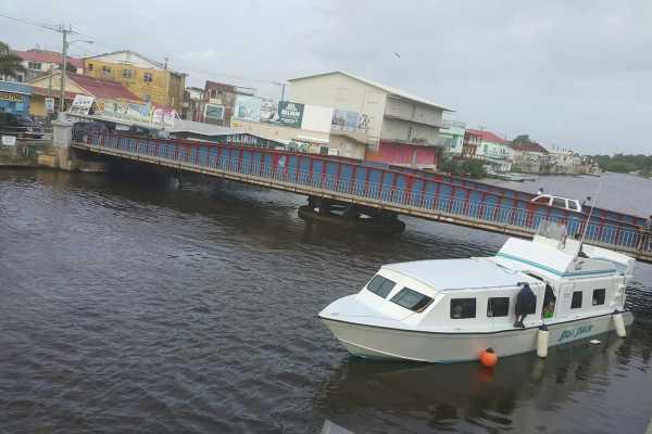 Ocean Ferry Belize Belize City to San Pedro - Round Trip