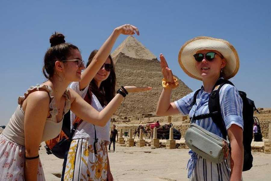 Daily tours Egypt Luxor and Cairo Two days Tours from Port ghalib