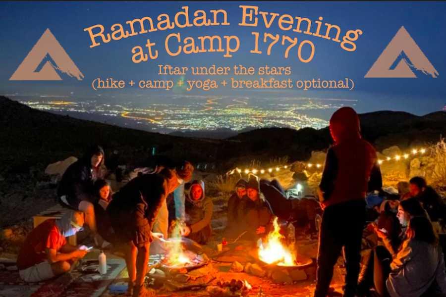 Adventurati Outdoor Ramadan Iftar at the Highest Camp in UAE - 7 May