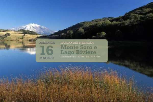 16 mag. 2021 – Escursione Monte Soro e Lago Biviere