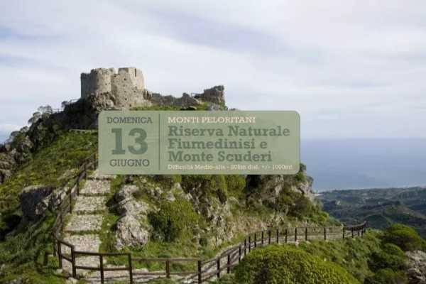 13 giu. 2021 – Escursione Monte Scuderi e Riserva Naturale di Fiumedinisi